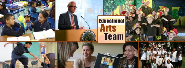 Educational Arts Team of Jersey City