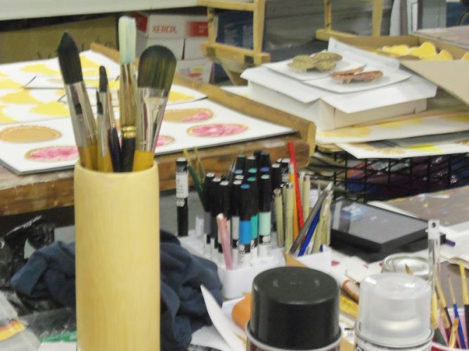 gaia-studio-art-supplies-work-area