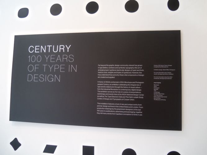 Century - 100 Years of Type in Design